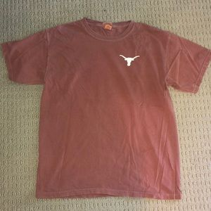 Texas Longhorns Comfort Colors T-shirt